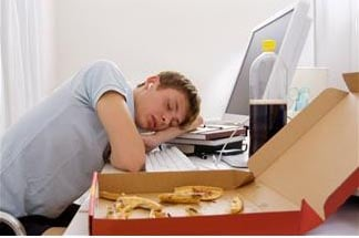 sleep and food The Science of Sleep   You snooze you lose?