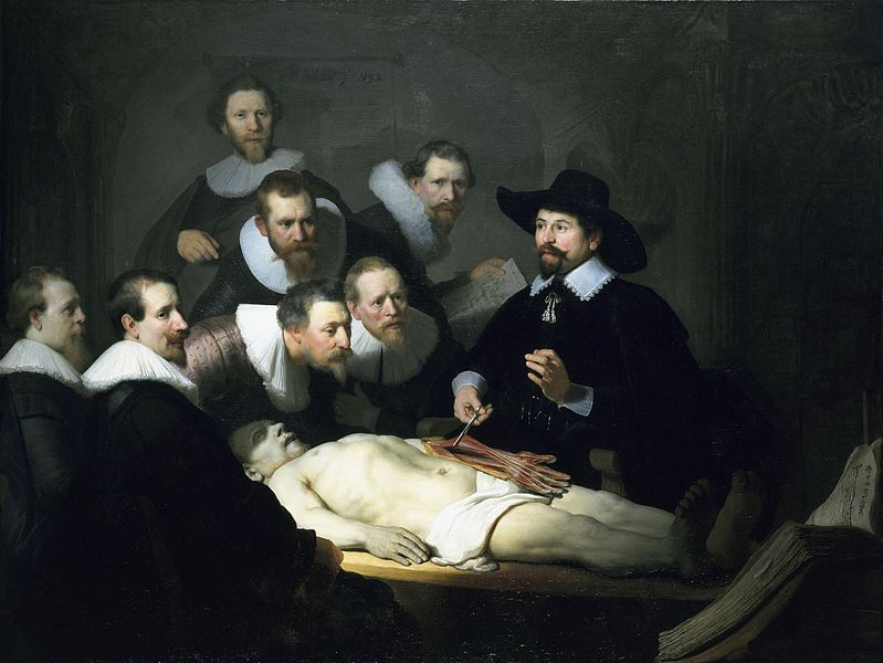 The Anatomy Lesson Body donation: lifeafter death