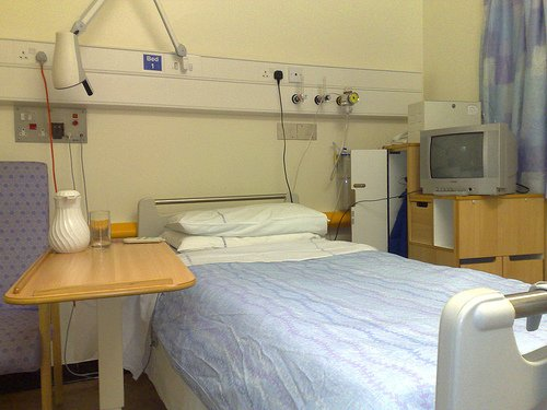 hospital Night Nurse: The problem of night time noise in hospitals