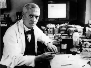 Alexander Fleming 300x225 The best laid plans omice and researchers: my top 5 chance scientific discoveries.